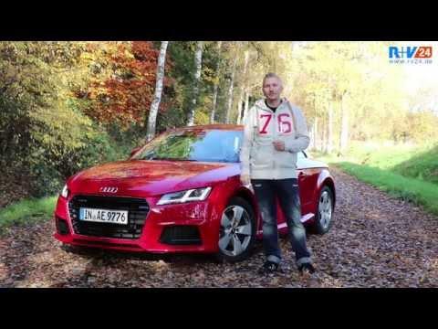 2015 Audi TT 2.0 TFSI - Drive Check - Fahrbericht - Test