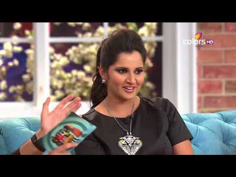 Comedy Nights with Kapil - Sania Mirza - 25th October 2015