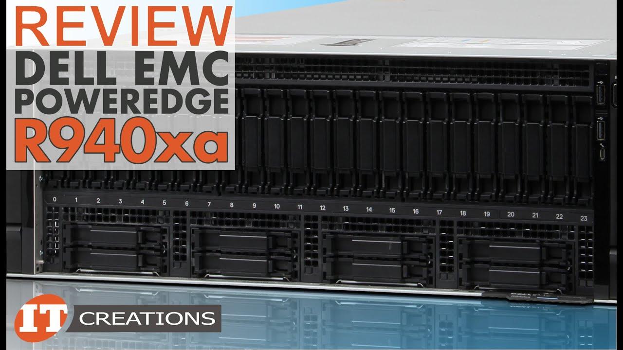 Dell EMC PowerEdge R940xa Server | IT Creations