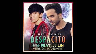 Luis Fonsi   Despacito 緩緩 Mandarin Version  Audio ft  JJ Lin