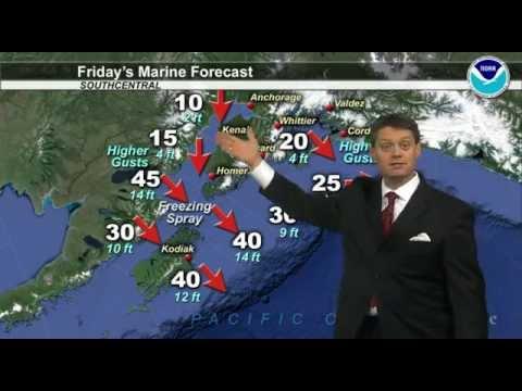 March 12, 2015 Alaska Weather
