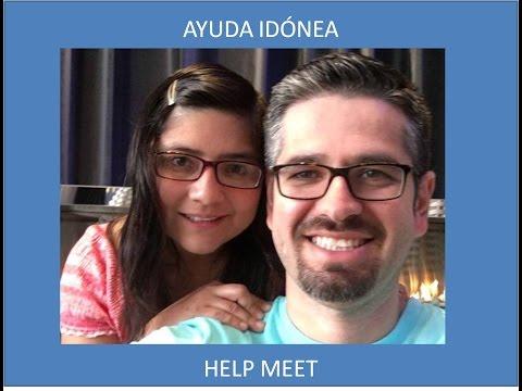 Ayuda Idonea, con letra - Help Meet OSCAR&NANCY