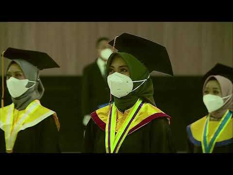 Wisuda Universitas Jember Periode IV 2020/2021
