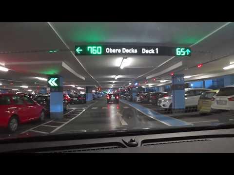 CENTRO SHopping Centre - CAR PARK 3 - Oberhausen - Germany