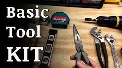 Basic HOME TOOLKIT for Beginners