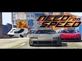 GTA V Need For Speed 2014 Movie - Koenigsegg Race PS4