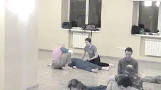 Арие Бурштейн Израиль   Мастер класс по контактной импровизации для всех желающих «Простота & Чудеса