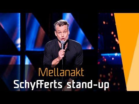Henrik Schyfferts stand-up i Melodifestivalen 2016