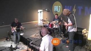 Waken Tanka- Carl Filipiak and Jimi Jazz Band Live at 89.7 WTMD