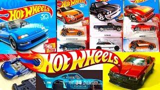 2018 Hot Wheels News: Porsche Super T-Hunt, Civic Type R, Volkswagen Golf, Skyline R30 And More!