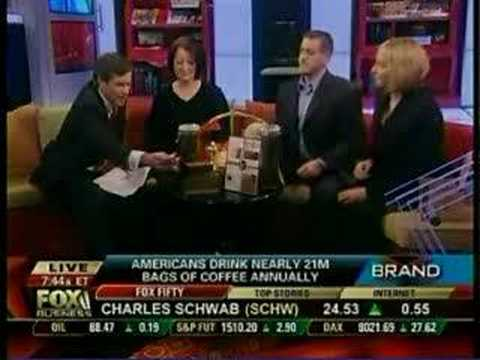 Caffe Acapella: Changing the world of coffee on Fox Business