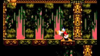 Donald in Maui Mallard (1996) PC - Gameplay