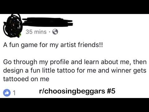 r/choosingbeggars Best Posts #5
