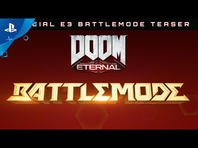 DOOM Eternal - Battlemode Multiplayer Teaser | PS4