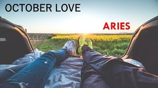 ARIES - New Love and Manifestation  - October 2017