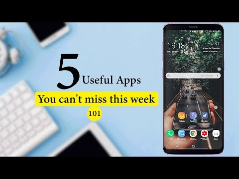 5 Most Useful Android App This Week - 7 October 2018