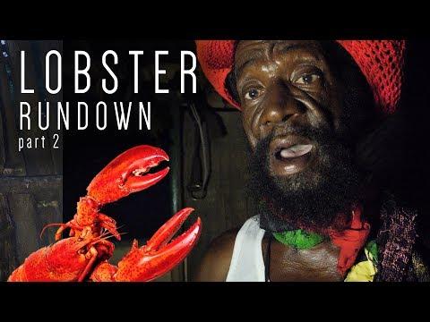 Lobster Rundown part 2.....Jamaica Style! thumbnail