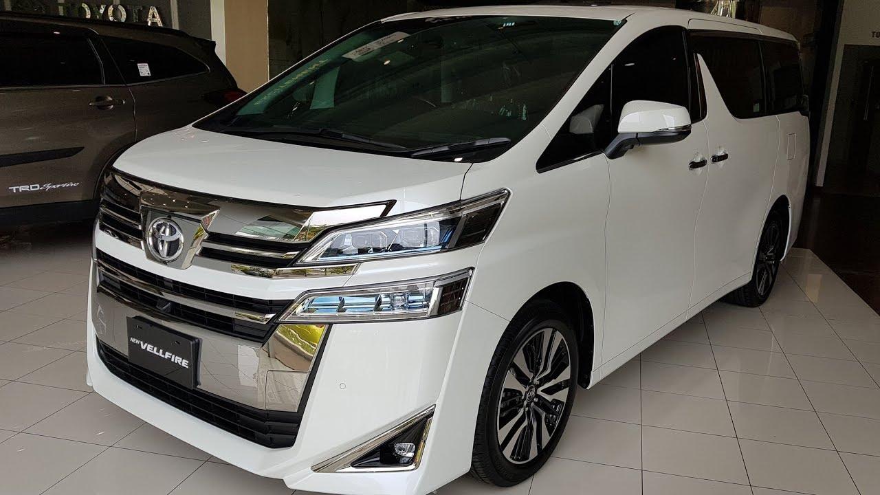 Kelebihan Toyota Vellfire 2018 Spesifikasi