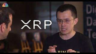 Ripple , XRP , Bitcoin $372K Math And Binance CEO Calls Altcoin Run