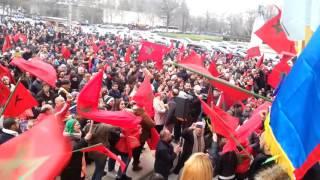 وقفة إحتجاجية من باريس على تصريحات بانكيمون المعادية لوحدة المغرب