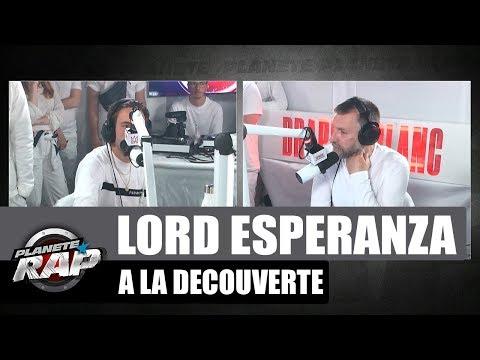 Youtube: À la découverte de Lord Esperanza #PlanèteRap