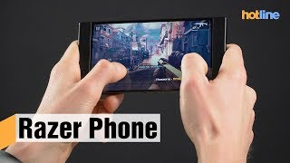 Razer Phone — обзор смартфона для геймеров