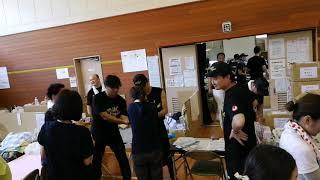 今日小屋浦で活動してたら、キムタク、生田斗真さん、三宅健さんがやっ...