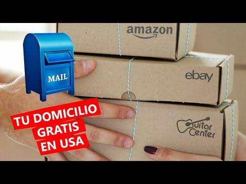 Quieres Un Domicilio Gratuito En Usa Para Comprar De Ebay Amazon Aliexpress U Otras Desde Mexico Youtube