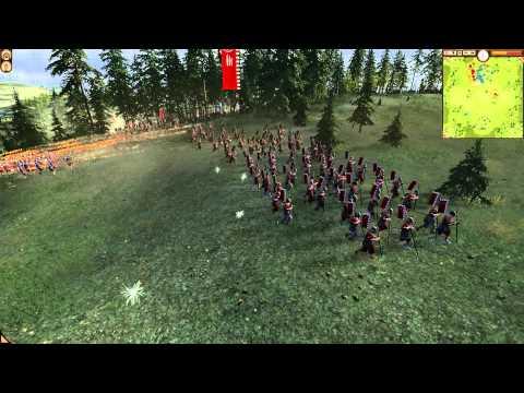 Shogun II Total War - Aizu v Tosa |