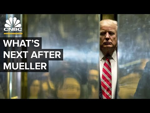 Trump and The Mueller Report: Why Trump's Legal Troubles Aren't Over Yet