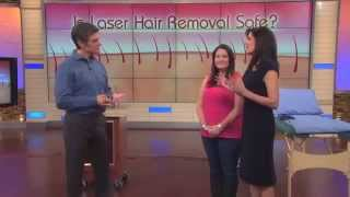 ▶ Is Laser Hair Removal Safe - Inner Peace Therapies