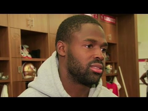 Torrey Smith Honored by NFL for Community Efforts