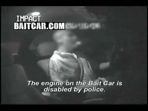 B.C. cops release bait car videos