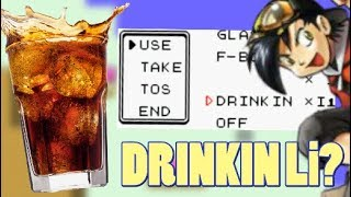 Pokemon - The Drink That KILLS You in Pokemon Vietnamese Crystal