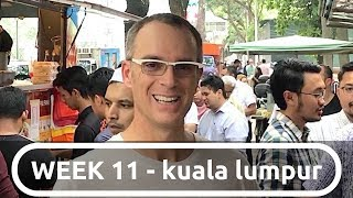 Video TOLERANCE and a WALK in DOWNTOWN Kuala Lumpur :: WEEK 11 download MP3, 3GP, MP4, WEBM, AVI, FLV Juli 2018