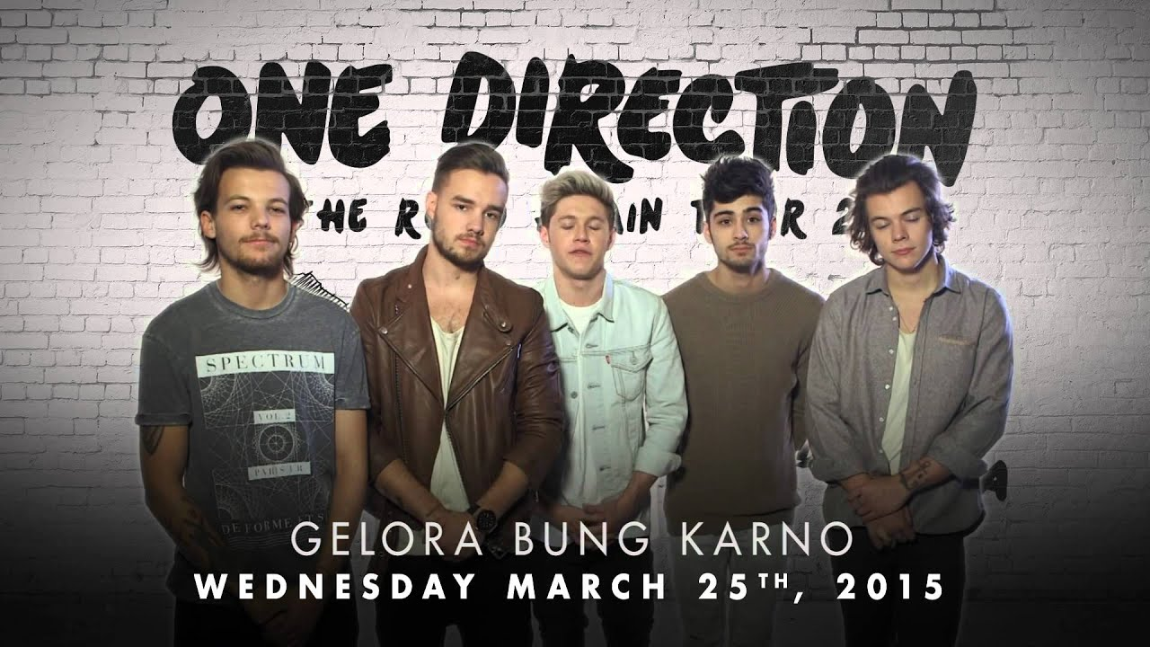 how to meet one direction 2015