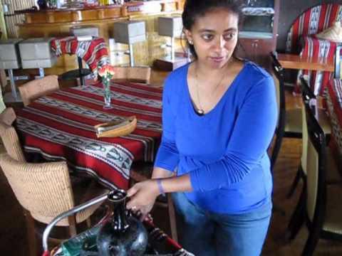 Traditional Ethiopian Coffee