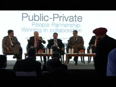 "Future of Healthcare 2014 - Plenary Session - ""Public-Private-People Partnership"""