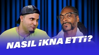 Kaan, Snoop Dog'u Duet Yapmaya Nasil Ikna Etti EYS 21. Bolum