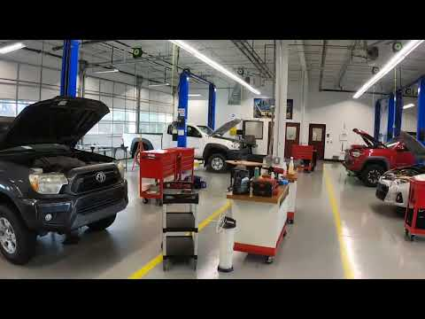 Lawson State Community College Center of Automotive Excellence Tour