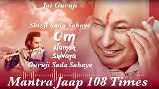 Mantra Jaap | 108 Times | GURUJI | Siddharth Mohan | Positivity | Shivji Sada Sahaye | Bawa Gulzar