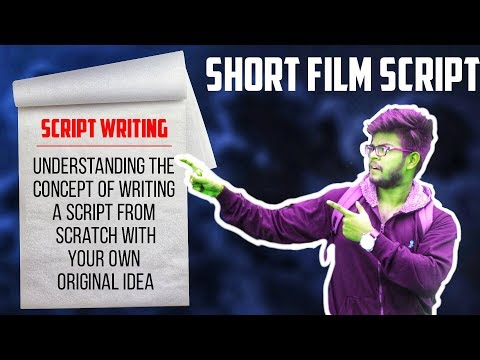 How To Write Script For Short Films (HINDI)