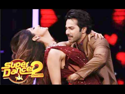 Varun Dhawan Shilpa Shetty HOT Dance In Super Dancer 2 thumbnail
