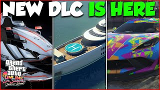 NEW DLC VEHICLES & CONTENT + DOUBLE MONEY/DISCOUNTS! | GTA DLC Weekly Update