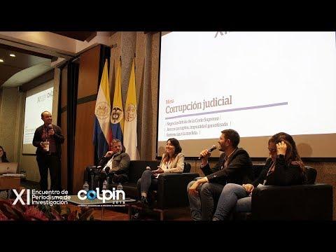 XI EPICdR + COLPIN / Corrupción judicial / Elber Gutiérrez