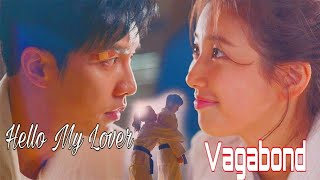 [ MV ] Hello My Lover - Baek A Yeon (백아연) [ VAGABOND OST PART.4 ]