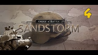 [Order of Battle: Sandstorm] - #4 - Operazione Battleaxe - ITA