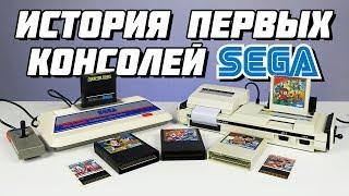 История первых консолей Sega. От SG-1000 до Mark III // Extra Life