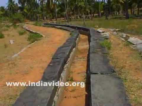 Water Pavilion and Bhojanasala