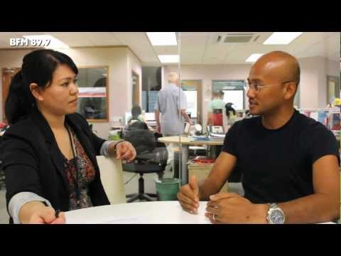 BFM Uncensored - Discussion gets heated with AirAsia X CEO, Azran Rani